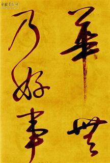鲜于枢书《苏轼海棠诗卷》20作品欣赏