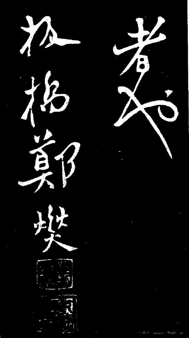 (清)郑板桥田游岩传0011作品欣赏