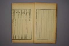 (清)杨守敬编楷法溯源目录卷0009作品欣赏
