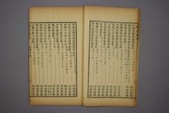 (清)杨守敬编楷法溯源目录卷0015作品欣赏