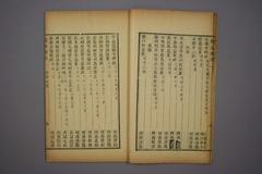(清)杨守敬编楷法溯源目录卷0016作品欣赏