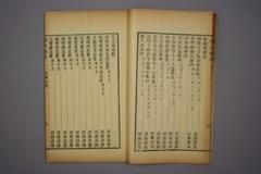 (清)杨守敬编楷法溯源目录卷0017作品欣赏