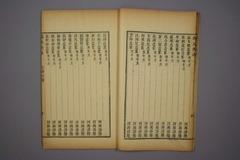 (清)杨守敬编楷法溯源目录卷0018作品欣赏