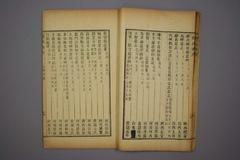(清)杨守敬编楷法溯源目录卷0027作品欣赏