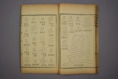 (清)杨守敬编楷法溯源卷一0028作品欣赏