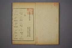 (清)杨守敬编楷法溯源卷二0002作品欣赏