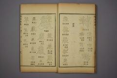 (清)杨守敬编楷法溯源卷二0019作品欣赏