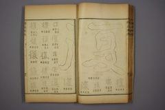 (清)杨守敬编楷法溯源卷二0049作品欣赏