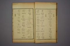 (清)杨守敬编楷法溯源卷三0017作品欣赏
