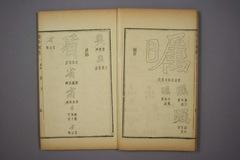 (清)杨守敬编楷法溯源卷四0006作品欣赏