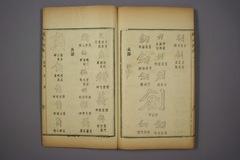 (清)杨守敬编楷法溯源卷四0052作品欣赏