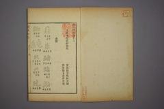 (清)杨守敬编楷法溯源卷十三0002作品欣赏