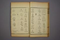 (清)杨守敬编楷法溯源卷十三0024作品欣赏
