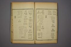 (清)杨守敬编楷法溯源卷十三0037作品欣赏