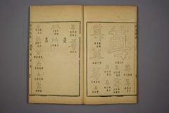 (清)杨守敬编楷法溯源卷十四0048作品欣赏