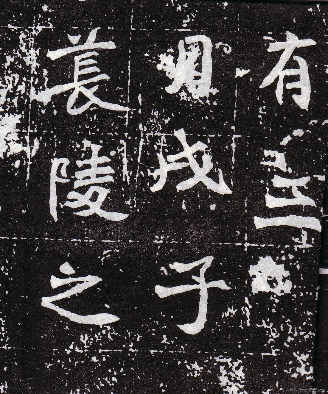 北魏《城阳王元寿妃菊氏墓志》0006作品欣赏