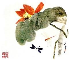 齐白石花鸟鱼虫国画0022作品欣赏