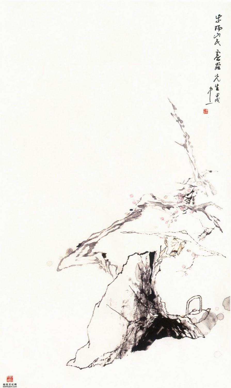 中国现代人物画精选(四)0006作品欣赏