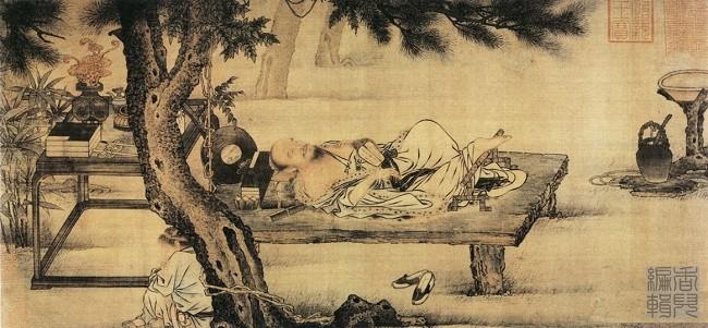 中国传世人物画:元代(一)0003作品欣赏