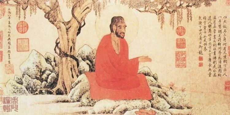 中国传世人物画:元代(一)0008作品欣赏