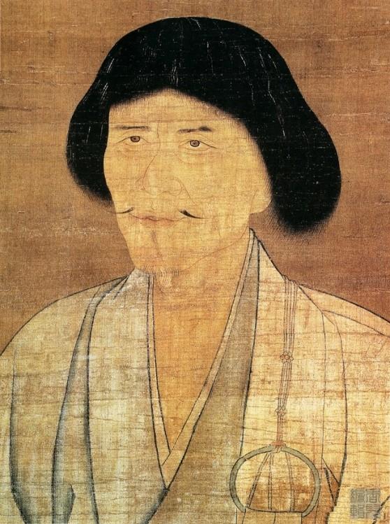 中国传世人物画:元代(一)0013作品欣赏