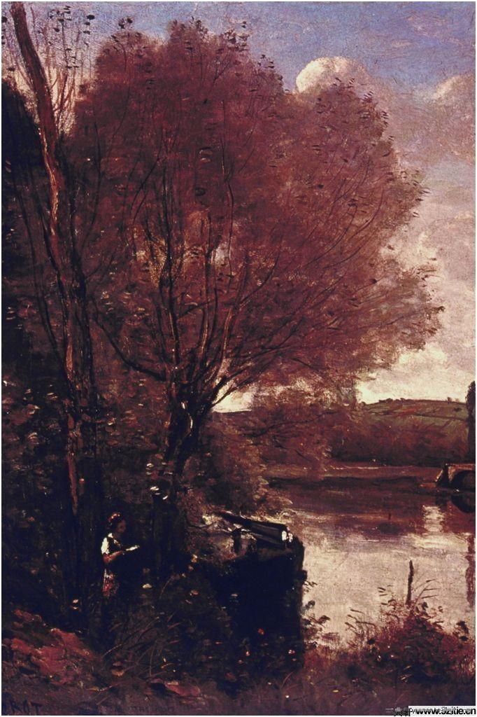 欧洲风景油画精选