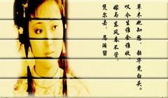 古香古色的竹简字画0012作品欣赏