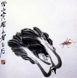 齐白石国画作品(上)0002作品欣赏