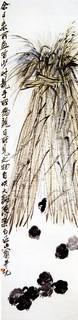 齐白石国画作品(上)0007作品欣赏