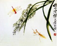 齐白石国画作品(上)0008作品欣赏