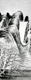 齐白石国画作品(上)0014作品欣赏