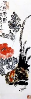 齐白石国画作品(上)0016作品欣赏