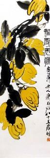 齐白石国画作品(上)0019作品欣赏