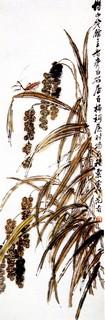 齐白石国画作品(上)0022作品欣赏