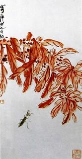 齐白石国画作品(上)0025作品欣赏