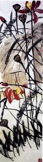 齐白石国画作品(上)0029作品欣赏
