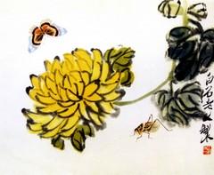 齐白石国画作品(中)0006作品欣赏
