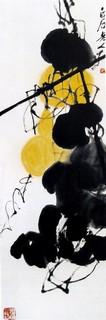 齐白石国画作品(中)0009作品欣赏