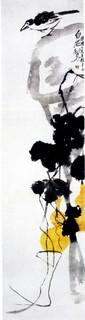 齐白石国画作品(中)0011作品欣赏
