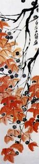 齐白石国画作品(中)0016作品欣赏