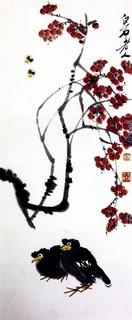 齐白石国画作品(中)0021作品欣赏