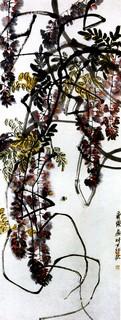 齐白石国画作品(中)0023作品欣赏