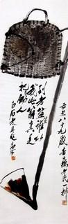 齐白石国画作品(中)0026作品欣赏