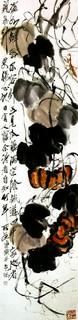 齐白石国画作品(中)0032作品欣赏